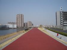 隅田川遊歩道